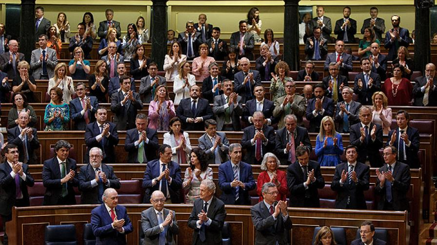 Испания: Още една крачка към абдикацията на краля