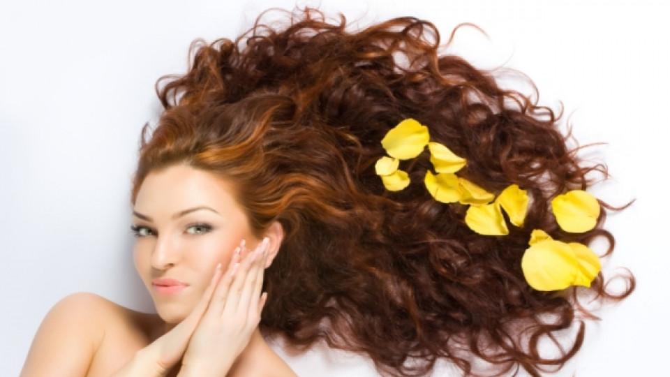 За красива кожа и коса
