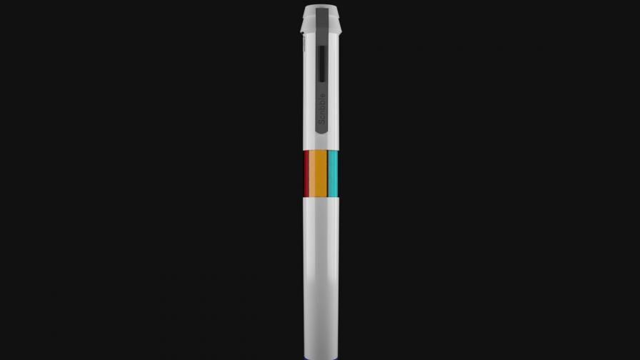 """""""Скрибъл"""" – химикалка с 16 млн. цвята"""