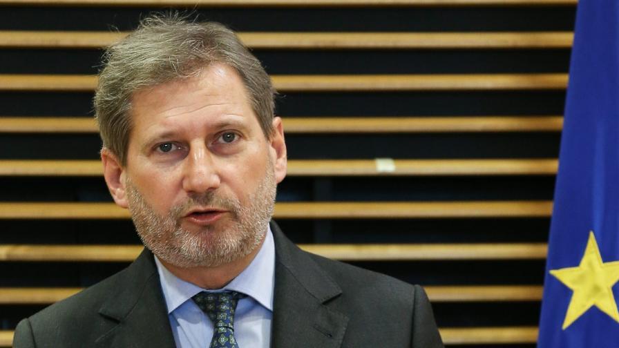 ЕК: Нека темата за еврофондовете в България да не бъде политизирана