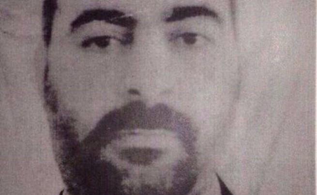 Лидерът на ИД може би е ранен при въздушна атака