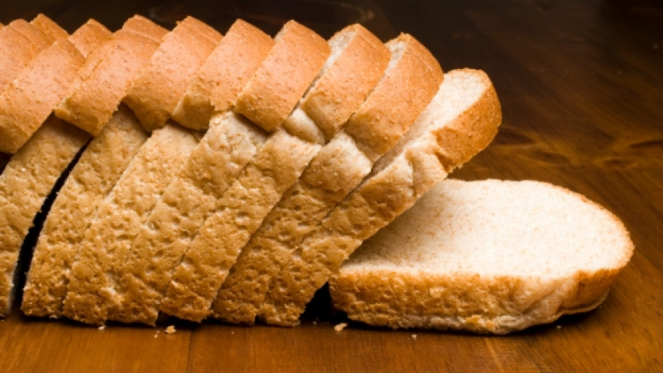 Белият хляб бил полезен