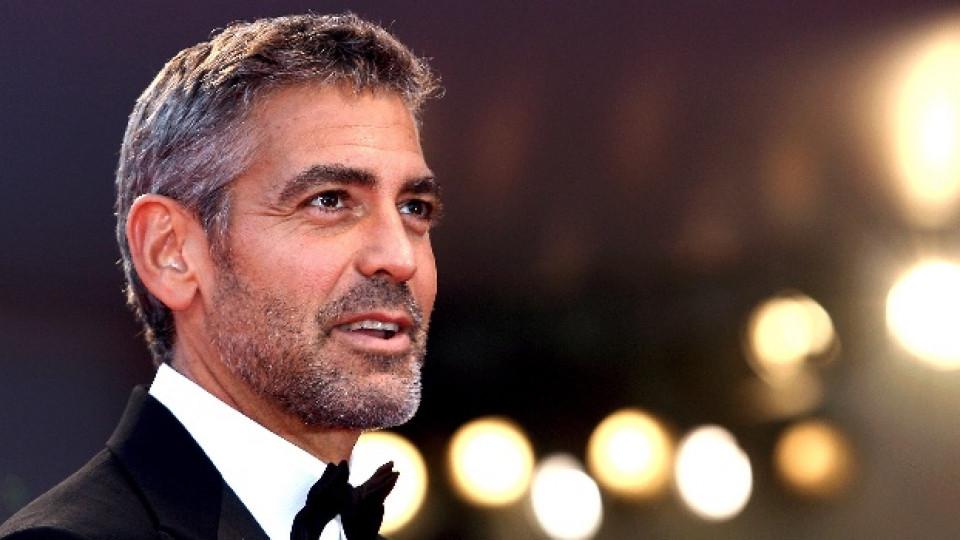 Джордж Клуни е истински джентълмен