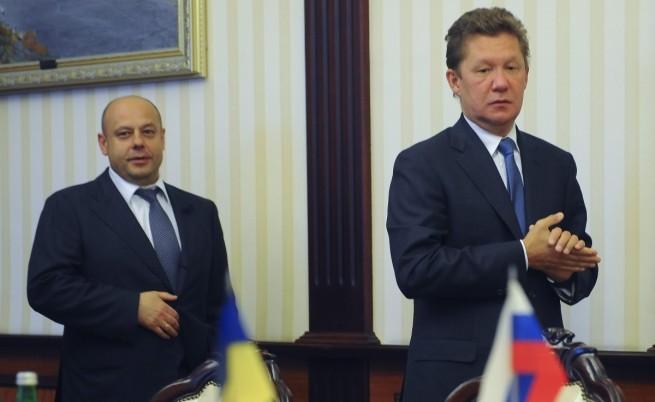 """""""Газпром"""" спря доставките за Украйна, отиде на арбитраж"""