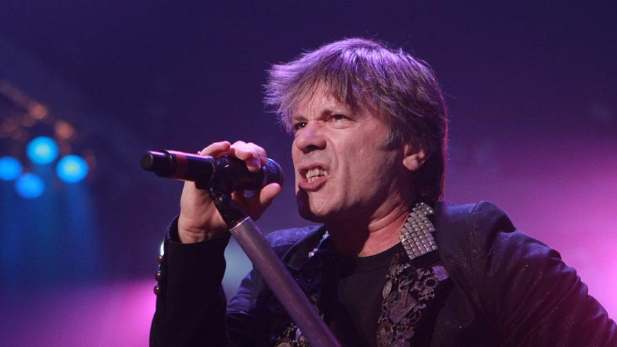 Iron Maiden в София, една от спирките, отбелязващи финала на супер успешното Maiden England World Tour