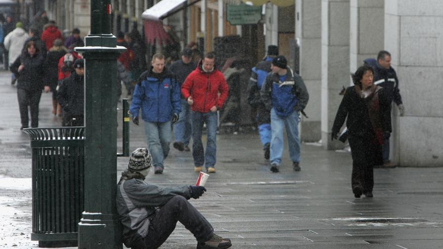 Норвегия забранява просията на публични места