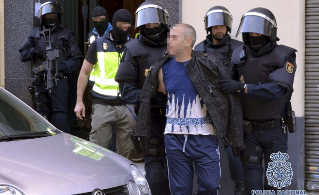В Испания задържаха българин, член на мрежа за набиране на джихадисти за ИДИЛ