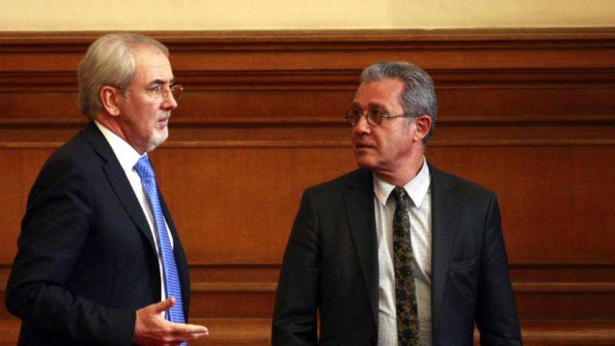Местан: Доволен съм, че политическият разум надделя