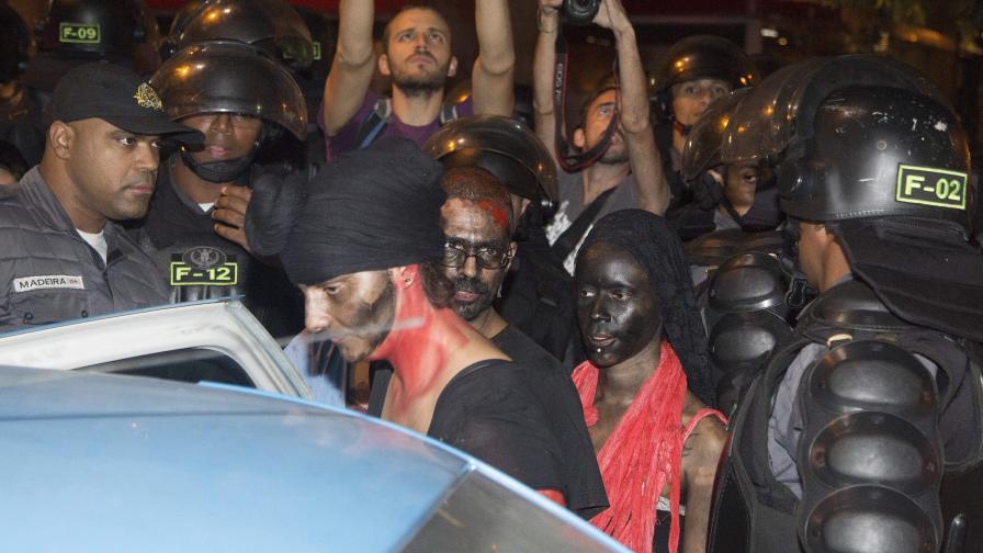 Бразилия: Отново протести срещу Световното по футбол