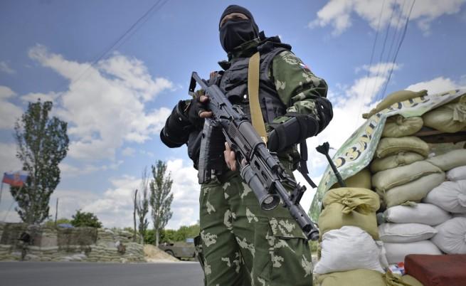 Украинските сили завзеха градче близо до Славянск