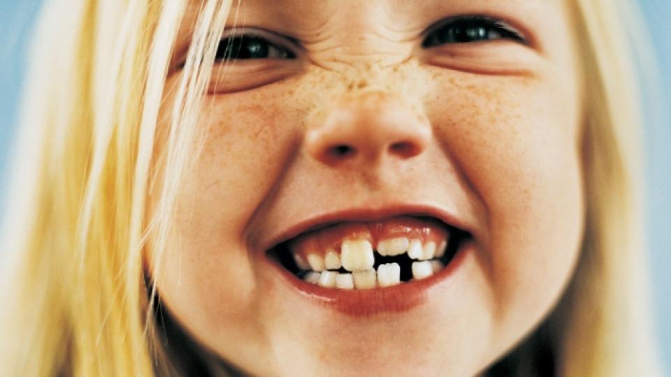 Травми на зъбите при децата