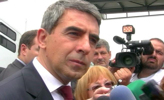 Плевнелиев: Апелирам към политическите лидери за повече смирение