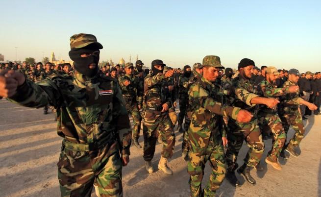 Багдад вече не бил в опасност от ИДИЛ
