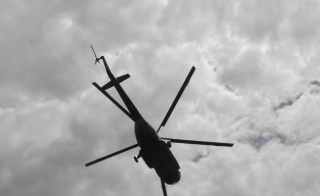 Хеликоптер за хуманитарна помощ се разби в Ирак