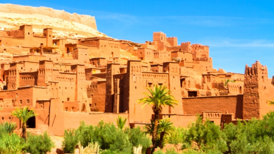 Мароко – пътуване в света на цветовете