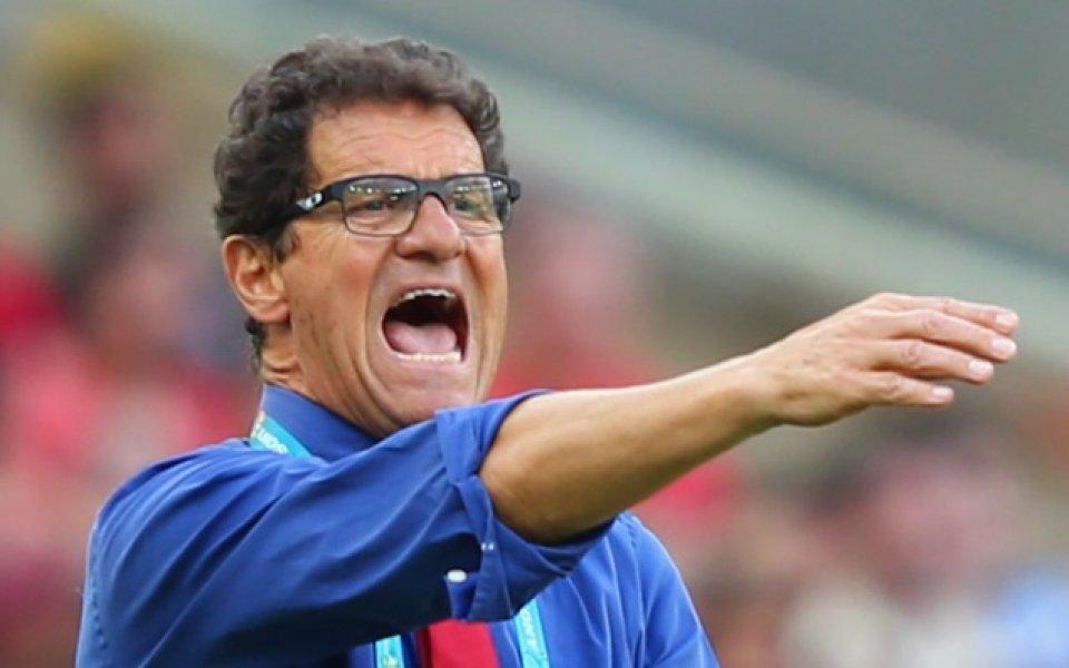 Капело разписа оставката си, до сряда го обявяват