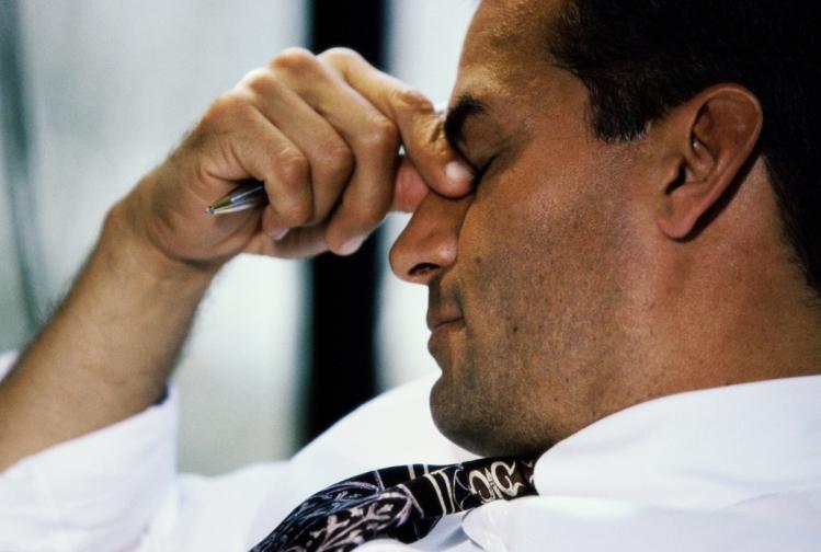 главоболие умора стрес работа