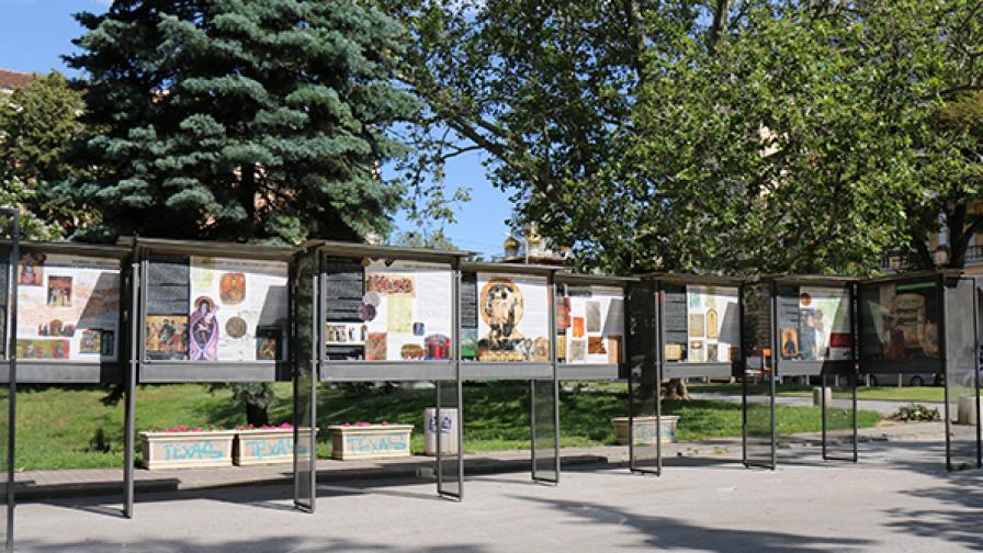 Пътуваща изложба за княз Борис обикаля страната