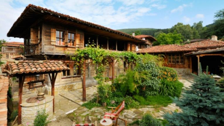 българия къща култура традиция