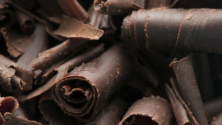Направиха шоколад от 24-карата злато
