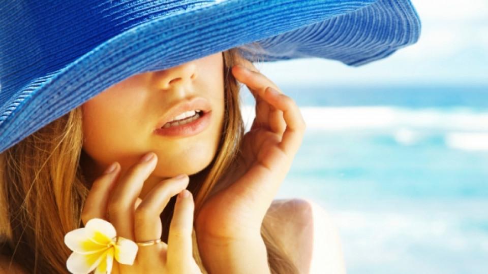 Как да се погрижим за устните си през лятото?