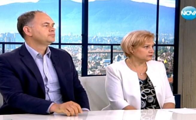 Георги Кадиев и Менда Стоянова: Актуализация на бюджета е нужна
