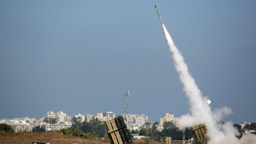 Израел предприе мощна офанзива в ивицата Газа