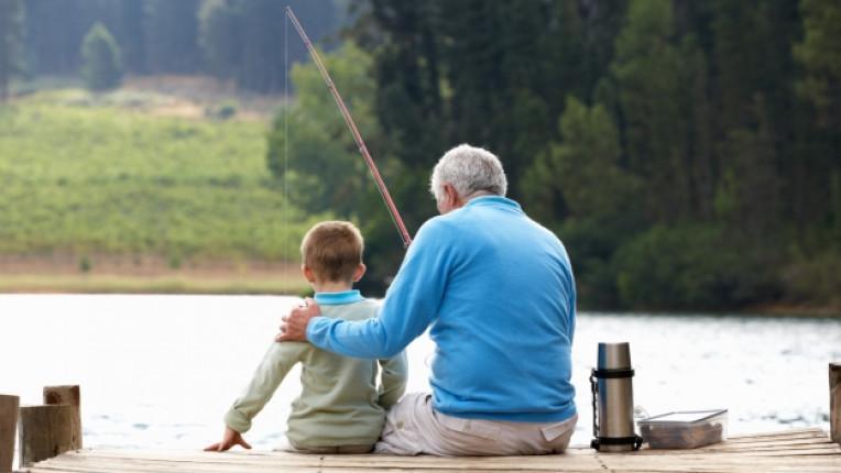 внуци баба дядо семейство ценности родители любимци