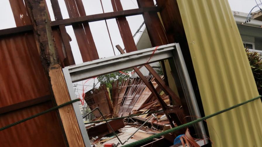 Япония: Петима загинали заради тайфуна Неогури