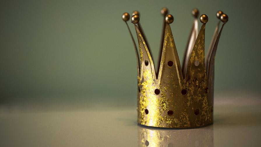 Мъж се обяви за крал, за да направи дъщеря си принцеса