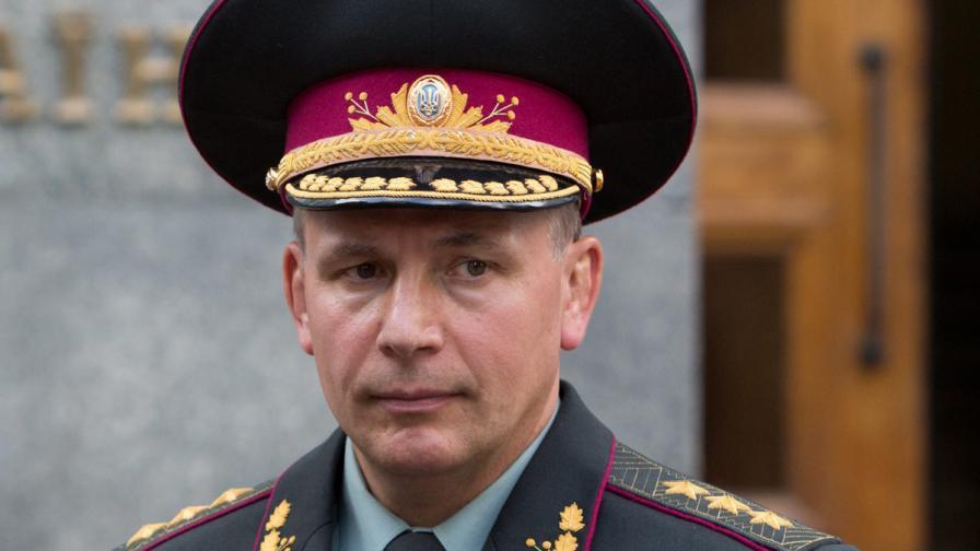 Ракета от Русия свалила украински военнотранспортен самолет