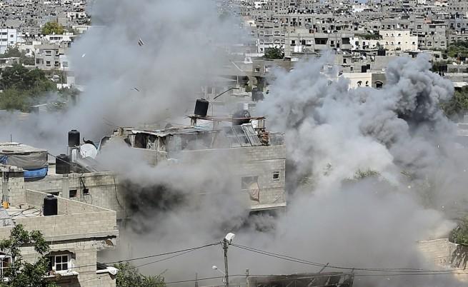 """""""Хамас"""" отхвърли египетското предложение за прекратяване на огъня"""