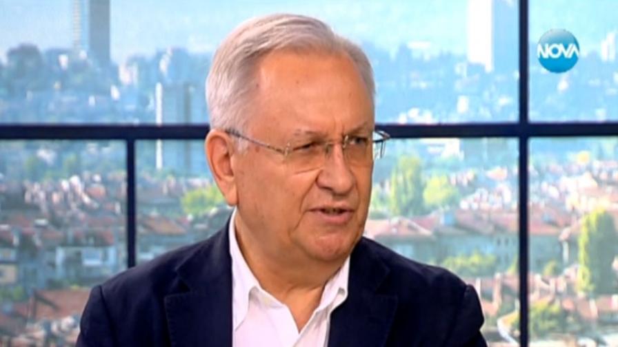 Осман Октай прогнозира пълно мнозинство за ГЕРБ след изборите
