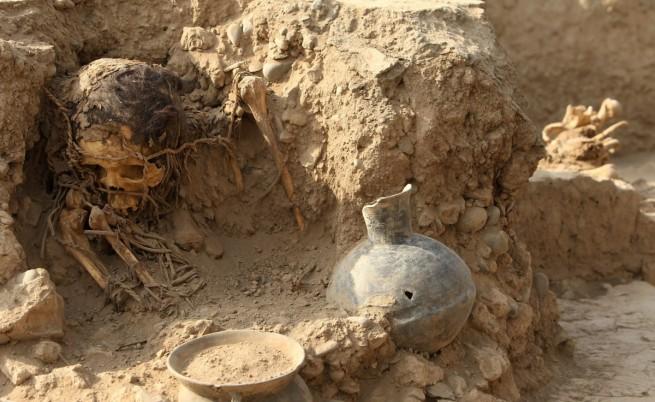 Откриха причината за смъртта при древната мумия дете