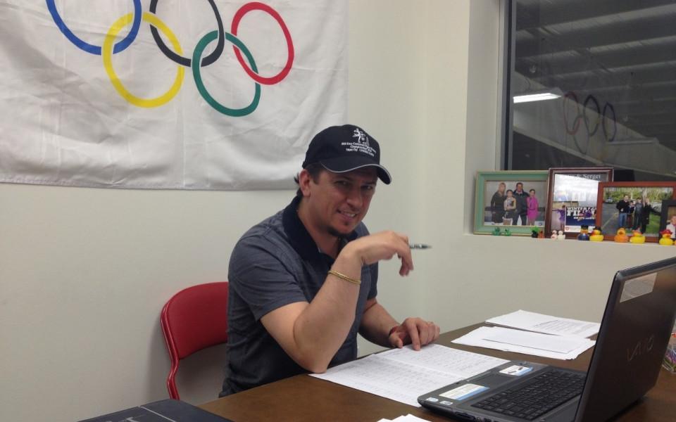 Сергей Вайпан – спортът е труд, талант и амбиция