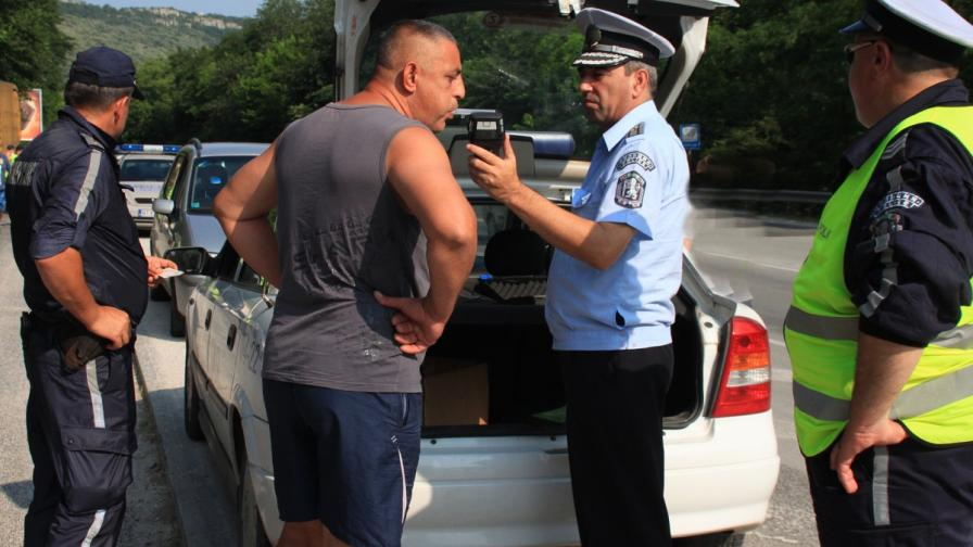 До 20 години затвор за пияните шофьори