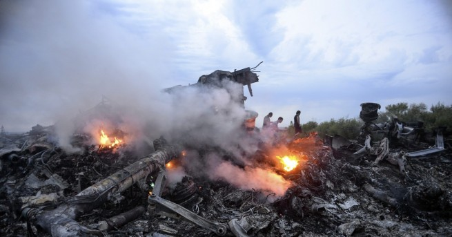 Украинският военен пилот, обвиняван от Русия за свалянето през 2014