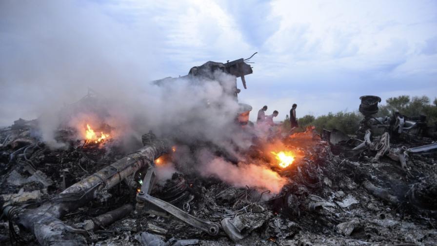 Над 100 експерти по СПИН имало в падналия самолет