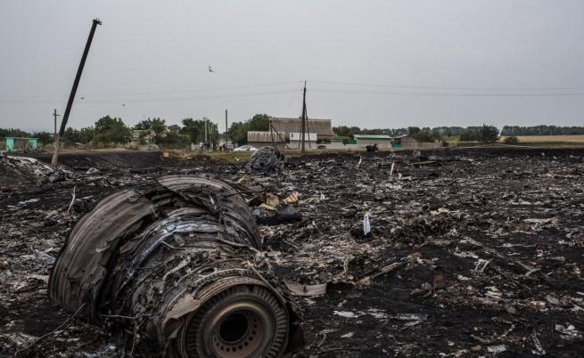 Нова версия за свалянето на полет MH17
