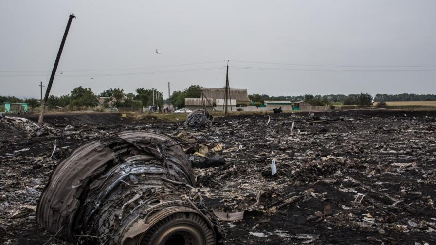Москва хвърли подозренията за катастрофата върху Киев