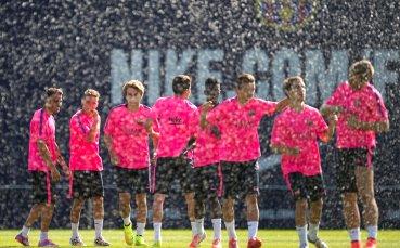 В Испания започват групови тренировки