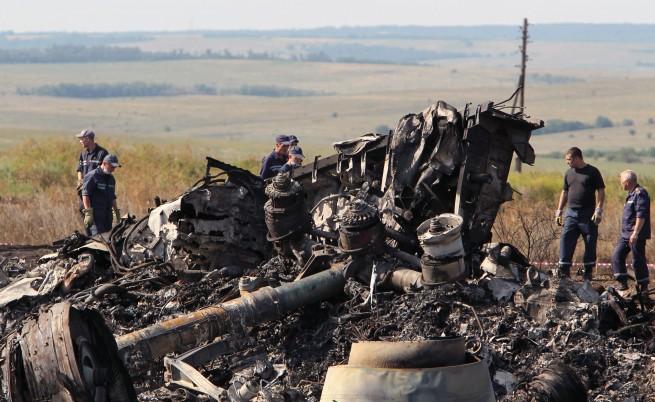 САЩ: Потвърдихме автентичността на записа, уличаващ сепаратистите за свалянето на самолета