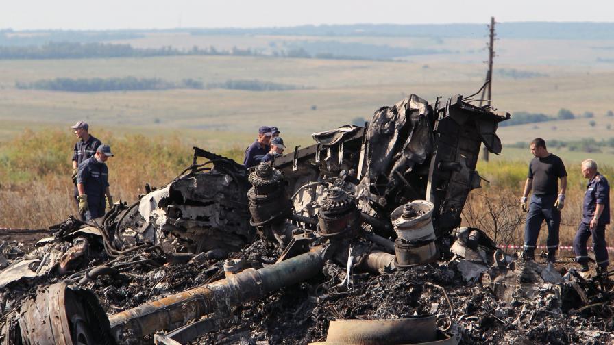 ООН единодушно прие резолюция, осъждаща свалянето на самолета