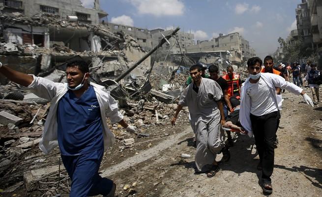 Броят на жертвите в Палестина надхвърли 500