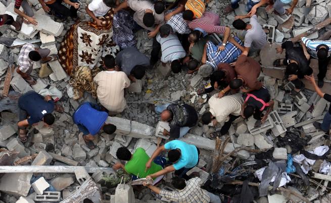 """""""Велт"""": Циничната война с броя на жертвите в Газа"""