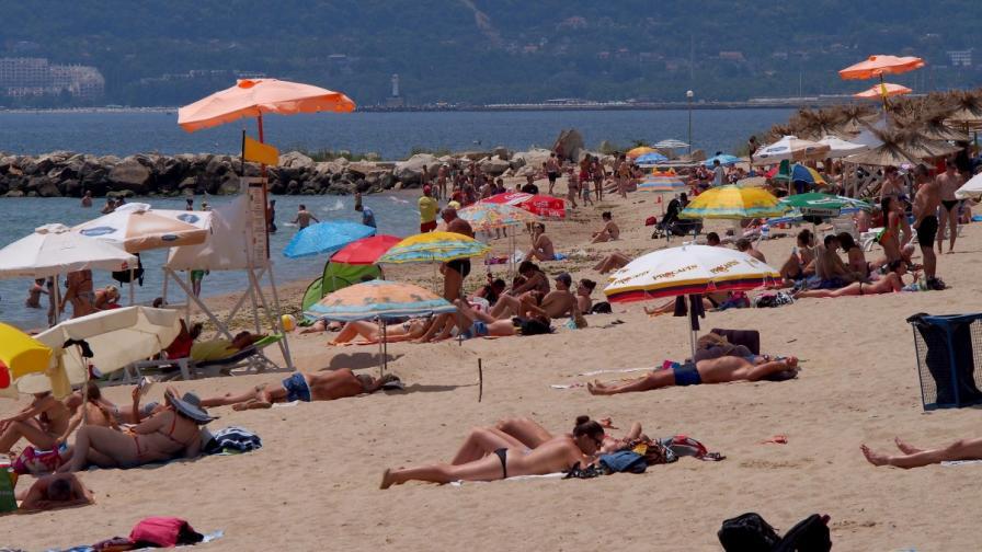 От 21 юли ще получаваме касов бон и за чадъра на плажа