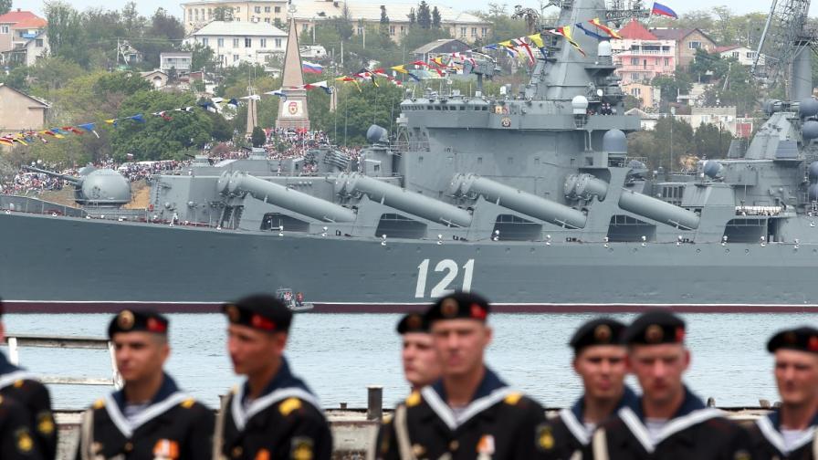 Русия ще засили Черноморския си флот, базиран в Крим