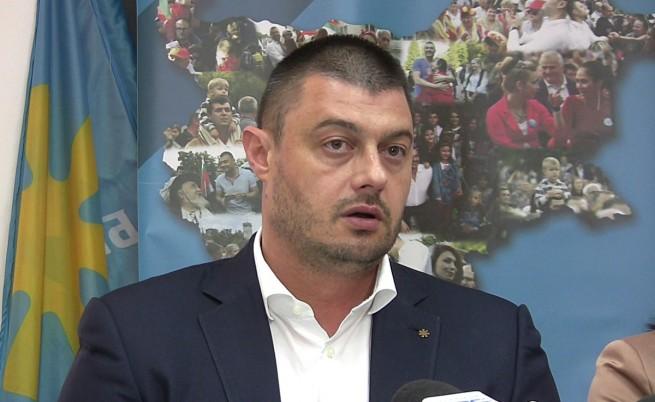 Николай Бареков оттегля подкрепата си от БДЦ