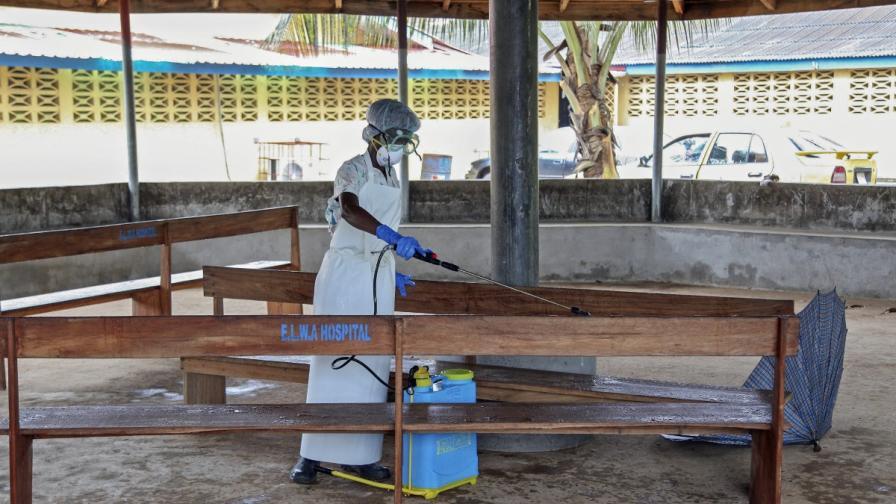Застрашава ли заразата от ебола и Европа?