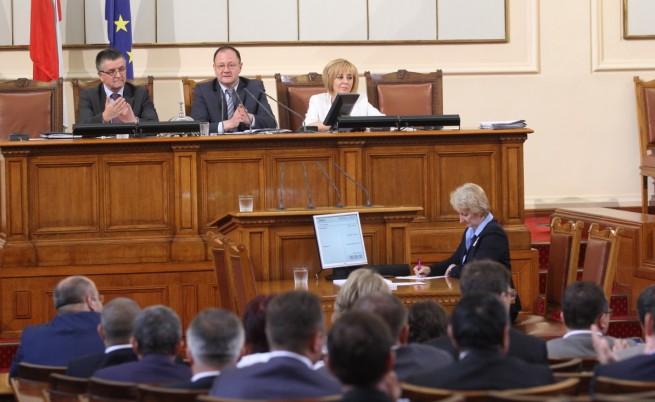 Депутатите приеха единодушно промените в бюджета на НЗОК на първо четене